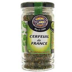 Cerfeuil de France feuilles, SAINTE LUCIE, flacon de 8g.