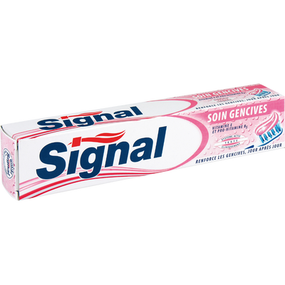 Dentifrice soin des gencives SIGNAL, 75ml