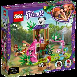 LEGO® Friends - La cabane des pandas dans la jungle - 41422 - Dès 7ans