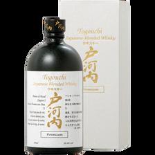 Whisky japonais TogouChi premium ,40°, bouteille de 70cl sous étui