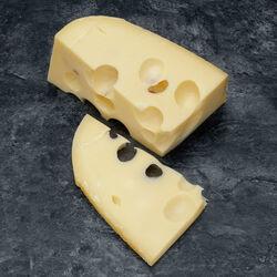 Emmental au lait cru 28%mg Verdannet Fromager