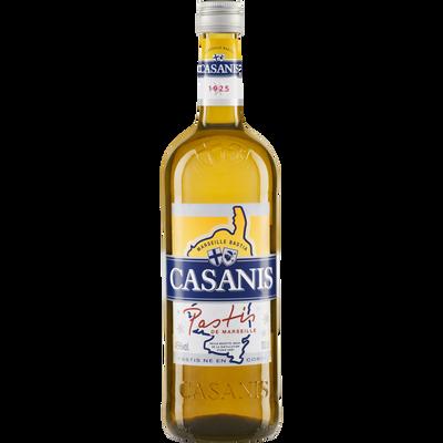 Pastis de Marseille CASANIS, 45°, 1l