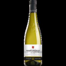 La Tourangelle Vin Blanc Aop Touraine Sauvignon Caves De , 2017, 5x75cl+1 Gratuite