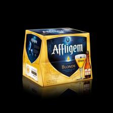 Affligem Bière Cuvée Blonde D'abbaye , 6,7°, 12 Packs De 25cl