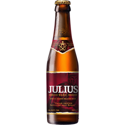 Bière HOEGAARDEN JULIUS, 8,5° boueille de 33cl