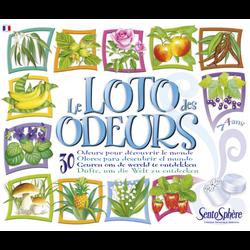 Sentosphère - Le loto des odeurs - Dès 4 ans
