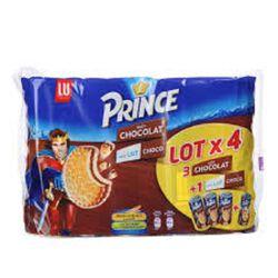 PRINCE CHOCOLAT LU X4 900G