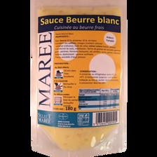 Sauce beurre blanc SELECT MAREE, 180g
