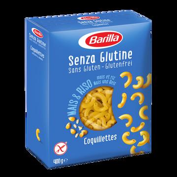 Barilla Coquillettes Sans Gluten Barilla, Boite De 400g