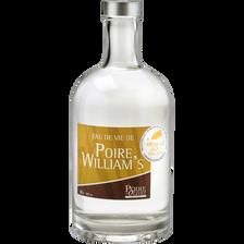 Eau de vie de poire, COVIFRUIT, bouteille de 50cl