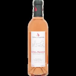 """Cotes de Provence AOC rosé """"CELLIER DES ESPERIDES""""U 37,5cl"""