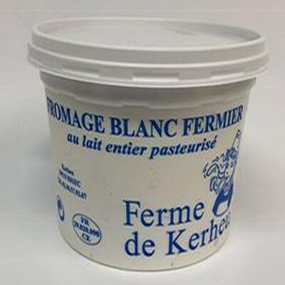 FROMAGE BLANC 40% 500GR
