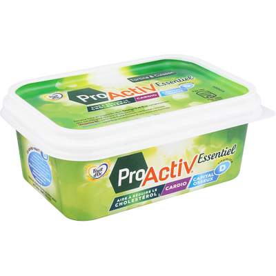 Pro-active essentiel 60%mg,FRUIT D'OR 250g
