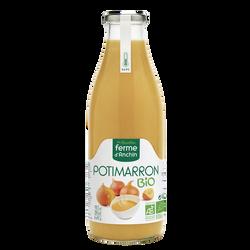 Soupe potimarrons, BIO, fabriqué en France, Bouteille verre, 0,985l