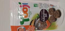 Purée lisse bio aubergines morceaux dès 9 mois YOOJI 480g