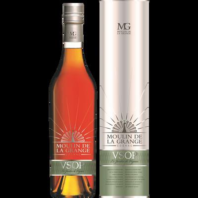 Cognac Le jardin des vignes MOULIN DE LA GRANGE, 40°, bouteille de 50cl