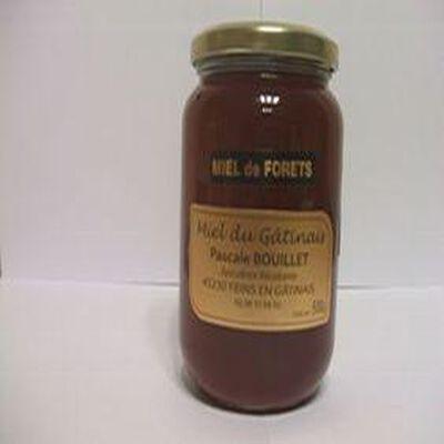 miel de foret pascale bouillet 500g