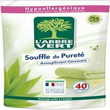 ASSOUPLISSANT SOUFLE DE PURETE RECHARGE 750ML L'ARBRE VERT