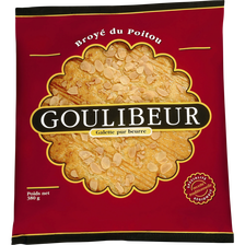 Broyé du poitou GOULIBEUR, 380g