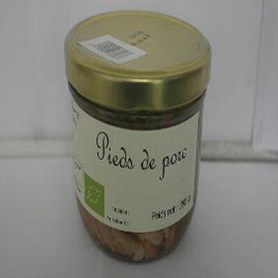 Pied de porc Bio Ferme Toulousette 350g