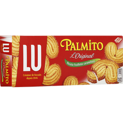 Biscuits PALMITO, 100g