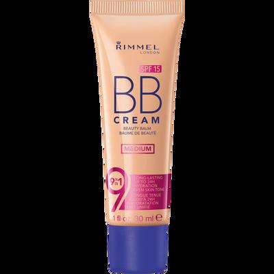BB cream 002  RIMMEL, 30ml