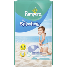 Couches splashers T4 PAMPERS, x11