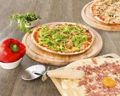 PIZZA JAMBON FROMAGE 1 PART