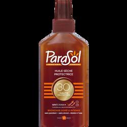 Lait solaire indice 30 PARASOL, flacon de 200ml