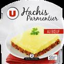 Parmentier Hachis  Pur Boeuf U, Barquette Micro-ondable De 300g