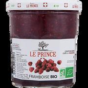 Thomas Le Prince Confiture Framboise Bio, Thomas Le Prince, Pot En Verre De 340g