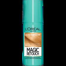 Spray instantané effaceur de racines blond clair doré n°9 MAGIC RETOUCH, 75ml