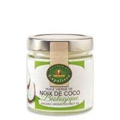 Huile vierge de noix de coco bio Huilerie de Lapalisse 300ml