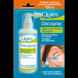 Spray auriculaire adulte docuspray QUIES, flacon 50ml