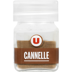 Cannelle moulue U, format petit, 17g