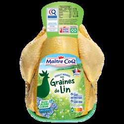 Poulet jaune BBC s/atm, Maitre Coq, France, 1 pièce, 1,4kg