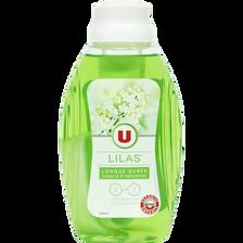 Mèche désodorisante 2 en 1 parfum lilas U, flacon de 375ml