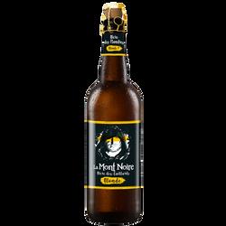 Bière blonde La Mont Noire 7° 75cl