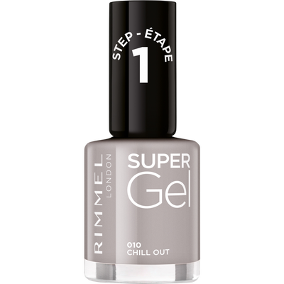 Vernis à ongles super gel 010 chill out RIMMEL, sous blister, 12ml