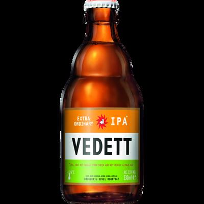 Bière blonde india, Pale Vedett IPA, bouteille de 33cl