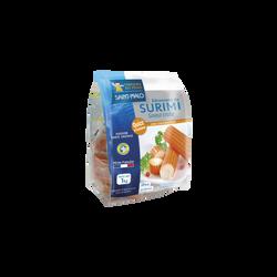 Bâtonnets surimi saveur crabe COMPAGNIE DES PECHES ST MALO, 1kg