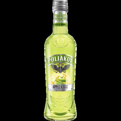 POLIAKOV shooter apple, bouteille de 50cl
