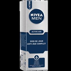 Soin de jour Active Age NIVEA FOR MEN, tube de 50ml