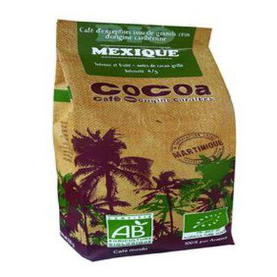 Café Mexique BIO, TI'KAFE, paquet de 250g