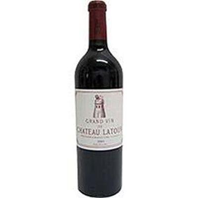 "Vin rouge AOC Pauillac 1er Grand Cru Classé ""Château Latour"", 13°, 75cl"