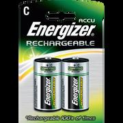 Energizer Accumulateur Nimh Type R20 2500 Mah Energizer, 2 Unités