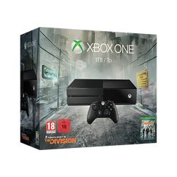 Console microsft xbox one 1to+jeu the division