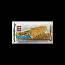 Gaufrettes fourrées parfum vanille helwa, 150g