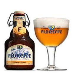 FLOREFFE Bière d'abbaye Triple 330 ml 8%