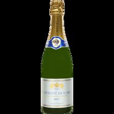 Brut Crémant De Loire Aop Blanc  U, 75cl